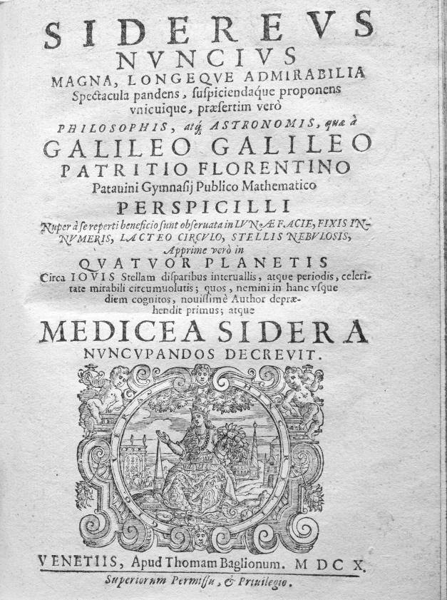 File Galileo Galilei Sidereus Nuncius Venice 1610 Jpg
