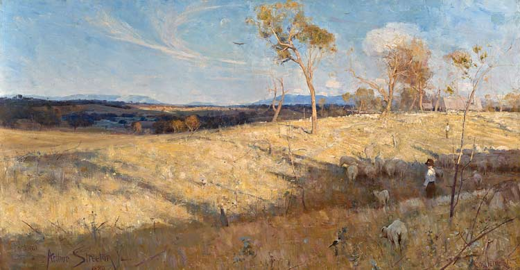 File:Golden Summer Eaglemont Arthur Streeton.jpg - Wikipedia, the ...