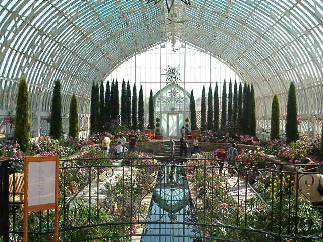 Botanička bašta Jevremovac, zaboravljeni raj u centru Beograda - Page 2 Greenhouse
