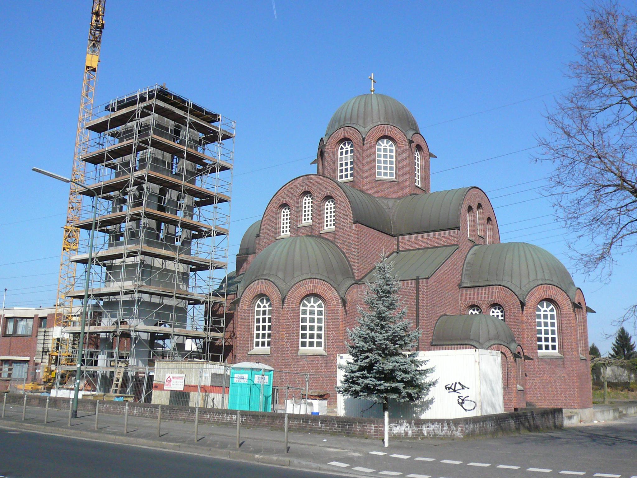 File:Griechisch-orthdoxe Kirche Düsseldorf.JPG - Wikimedia