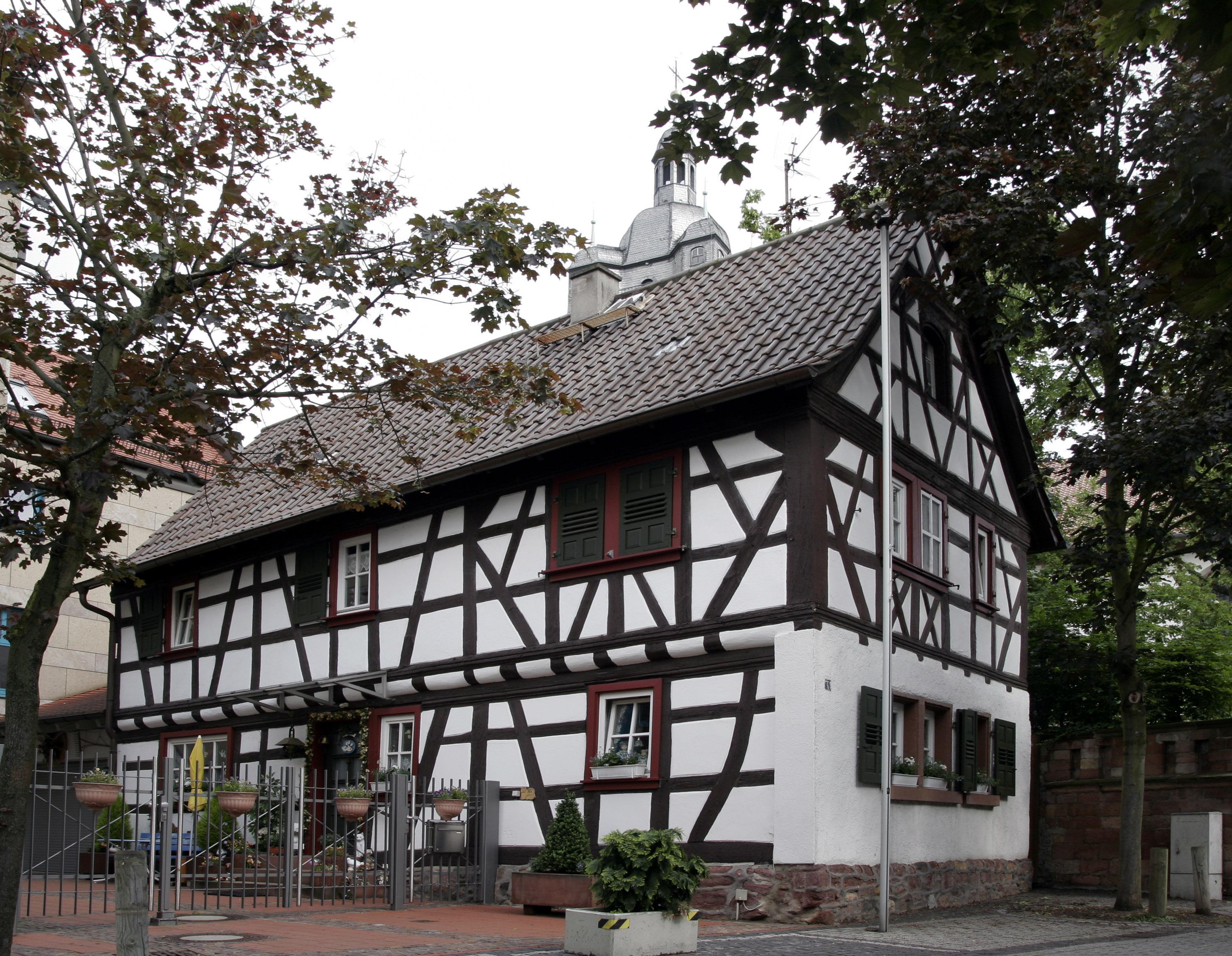 Gross-Gerau Germany  city images : Datei:Gross Gerau Fachwerk 01 – Wikipedia