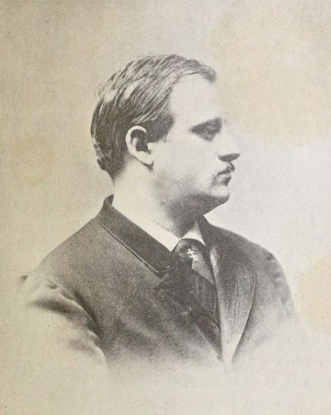 Stanislas de Guaita French writer