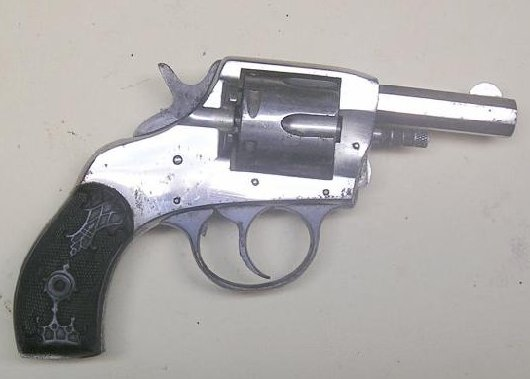 Us Revolver Company Serial Numbers Letter Code