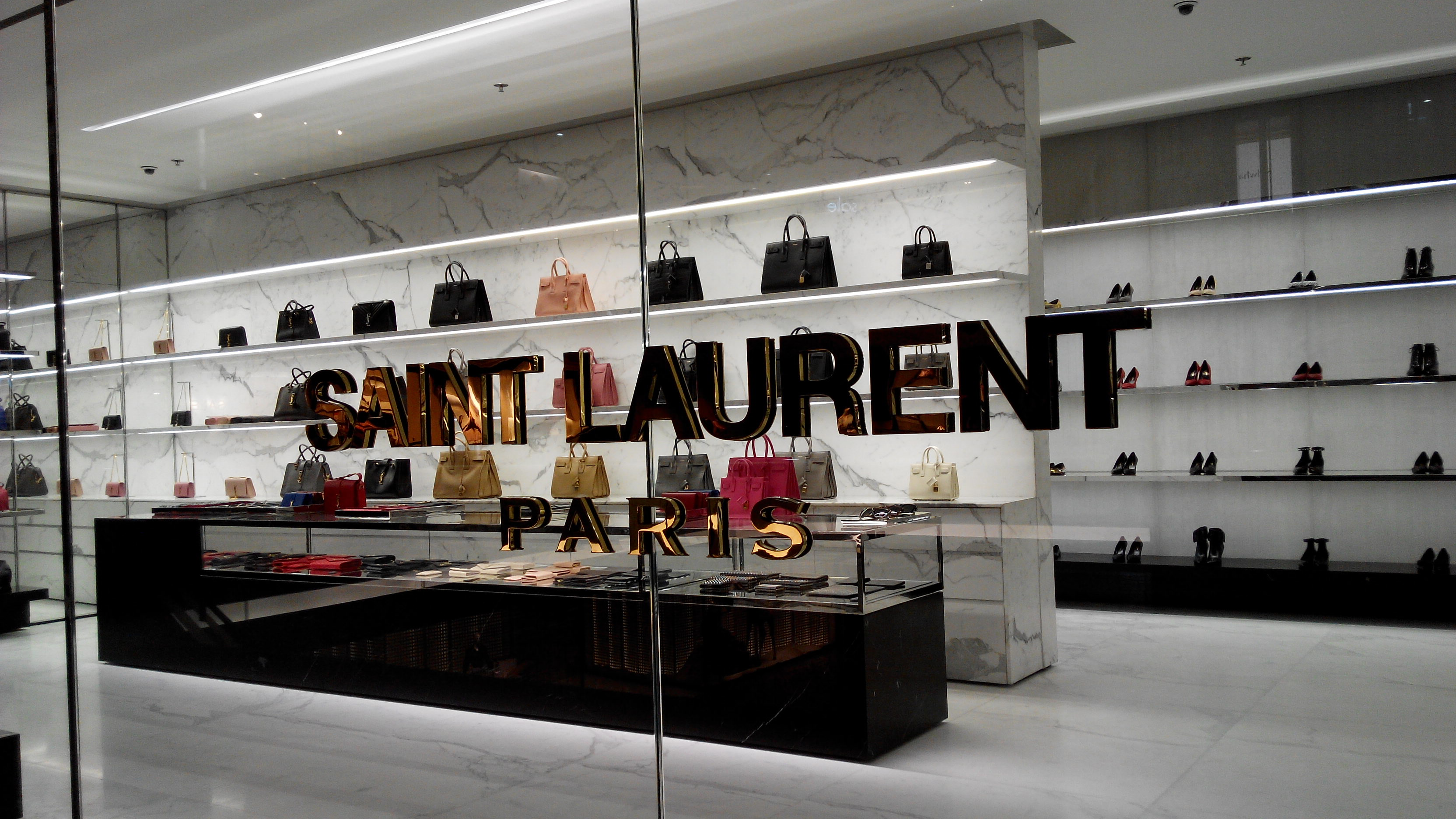 N Square Clothing Store