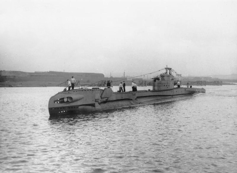HMS Truculent