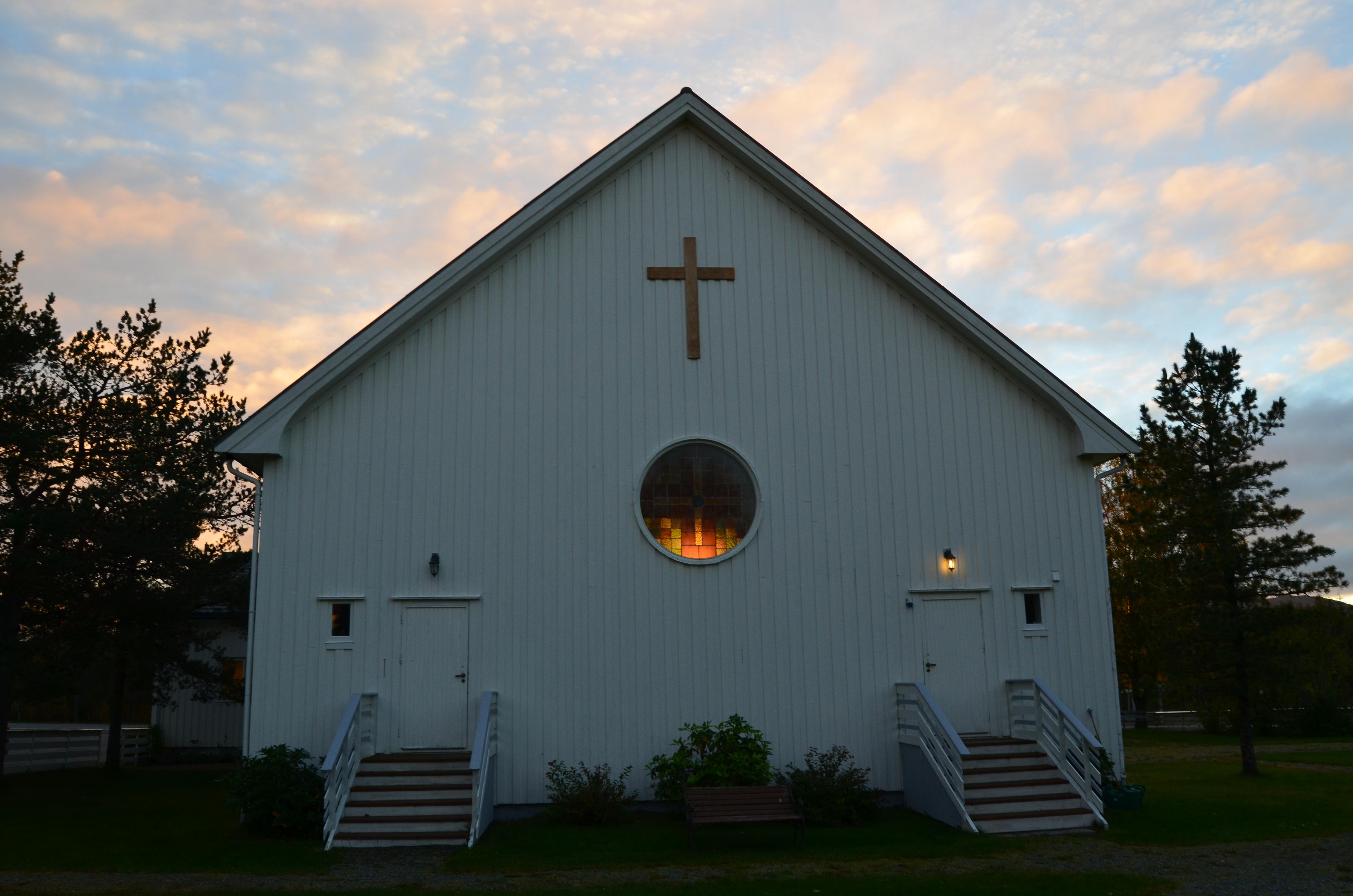 Halsa kyrkje i Nordland