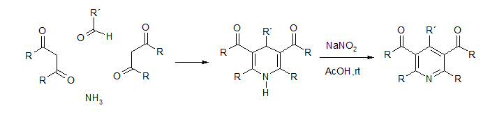 Hantzsch pyridine synth.png