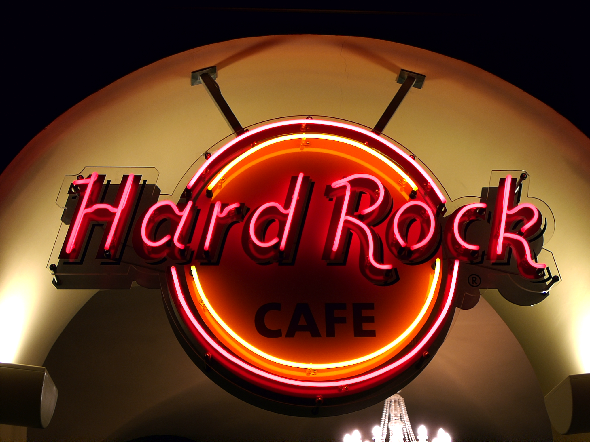 Hard Rock Cafe Hollywood Boulevard Los Angeles Ca