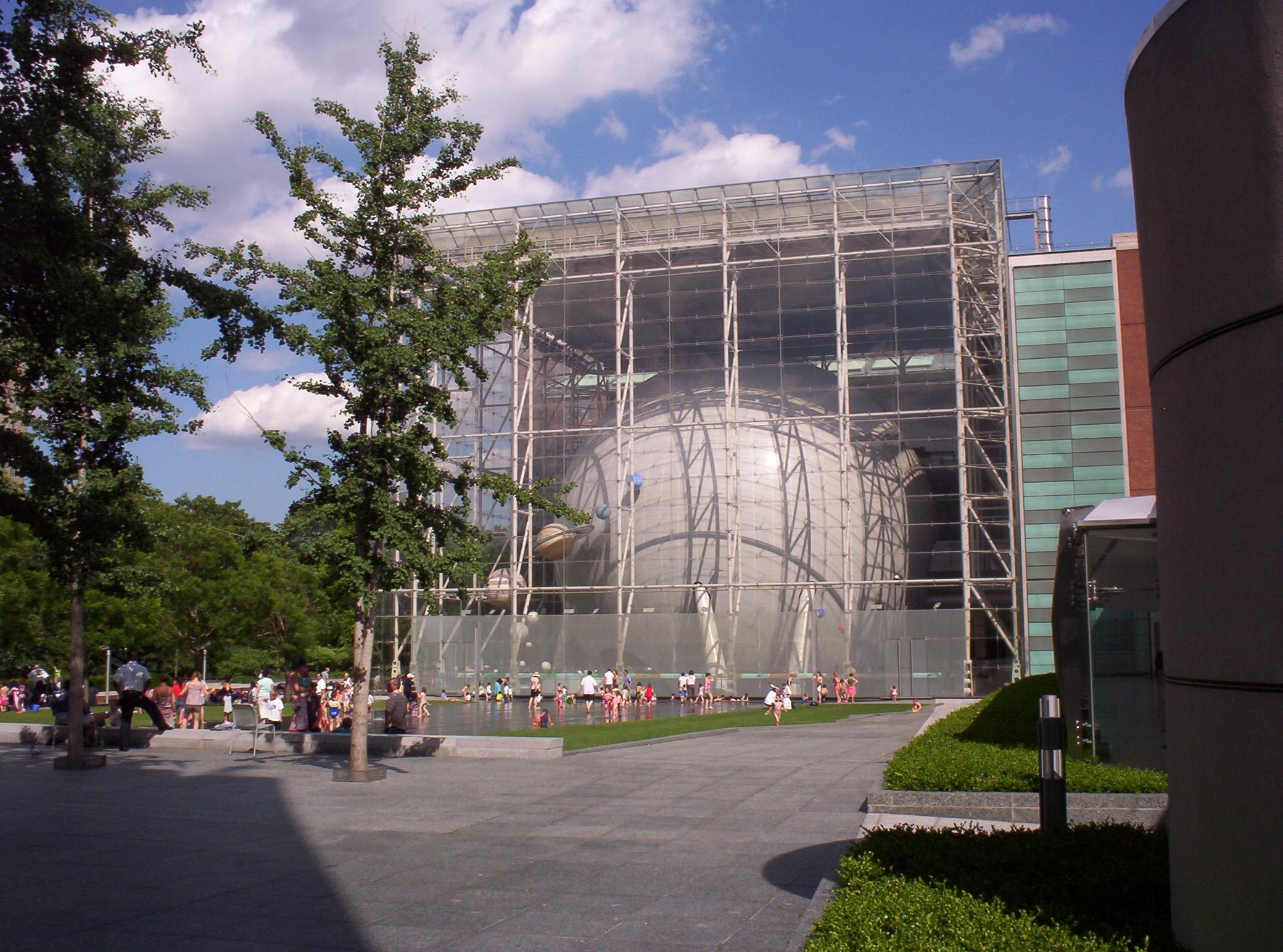 Museum Of Natural History Hayden Planetarium