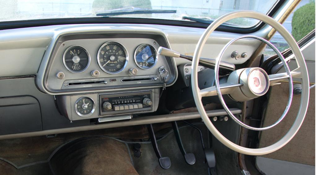 Classic Car Dash Restoration