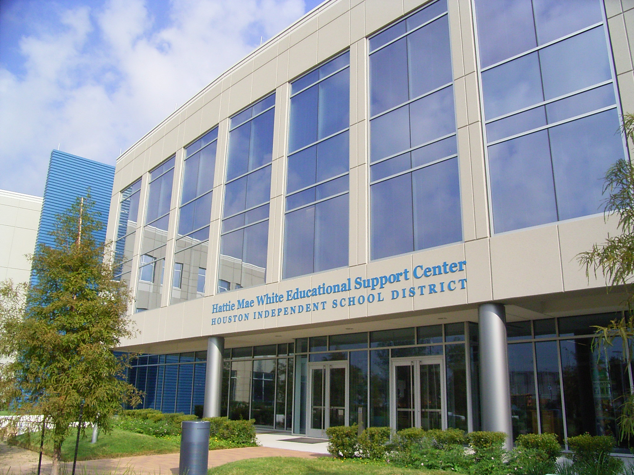 Administrative headquarters of HISD
