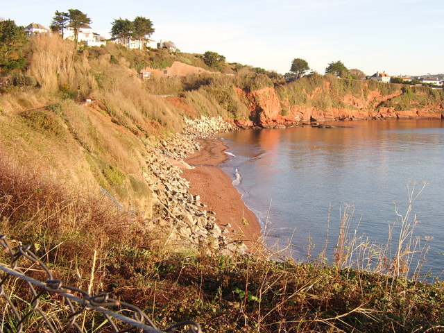 Hollicombe Beach - geograph.org.uk - 1051052