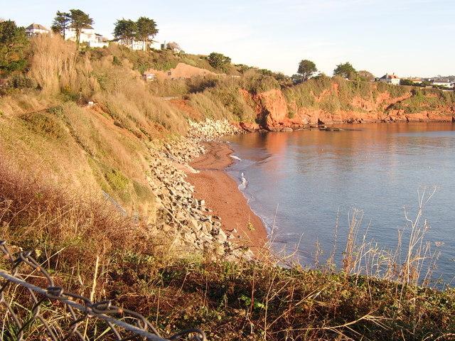 Hollicombe Beach - geograph.org.uk - 1051052
