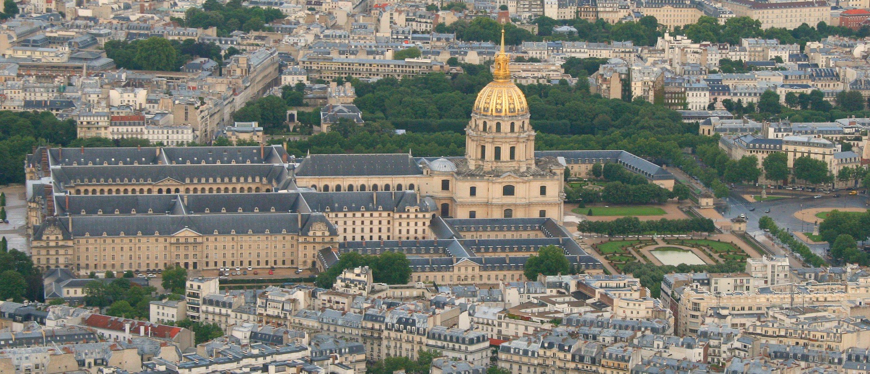 Hotel Paris Parigi