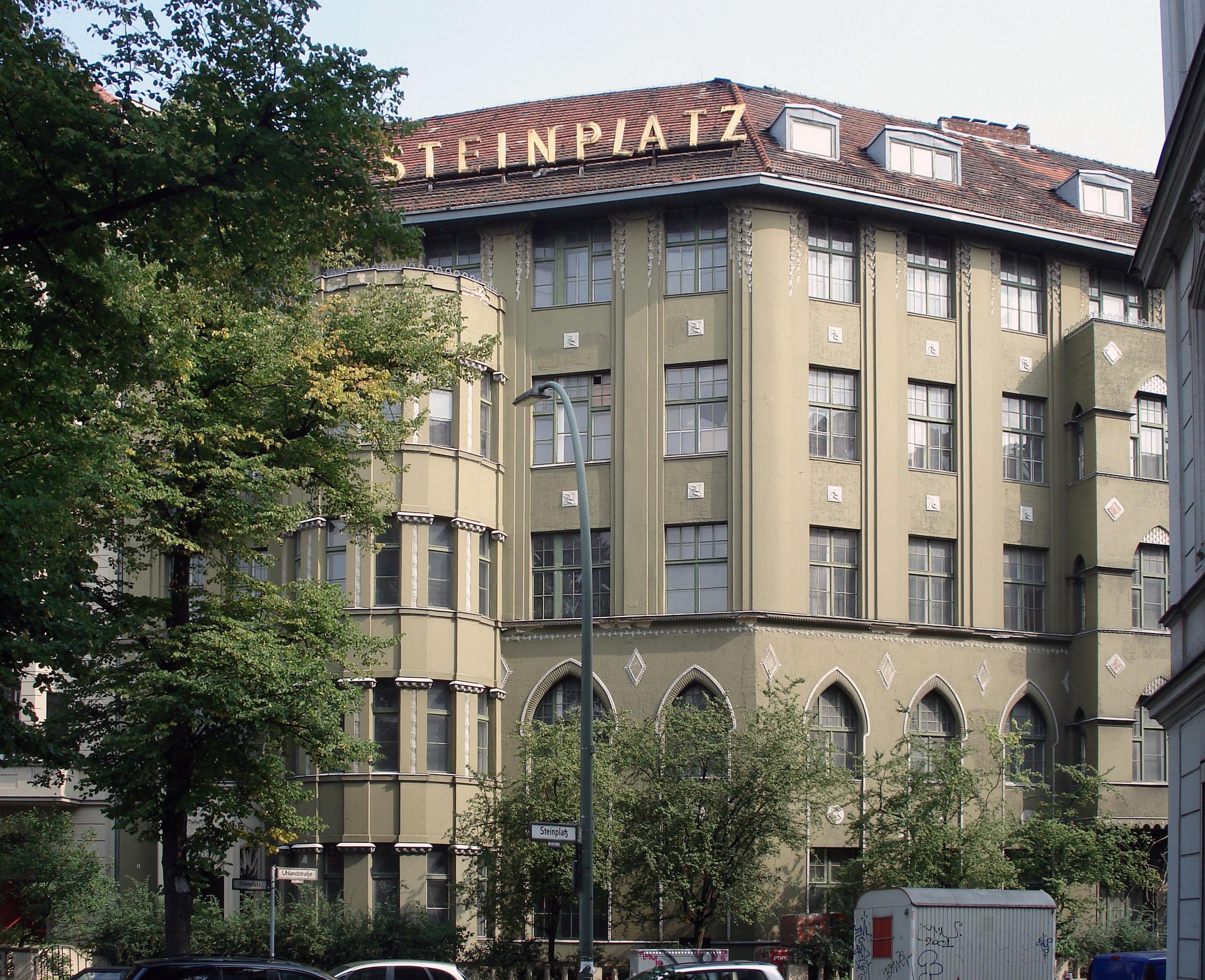 Image result for Hotel am Steinplatz, Berlin