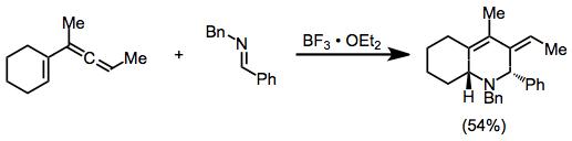 Ring closing olefin metathesis