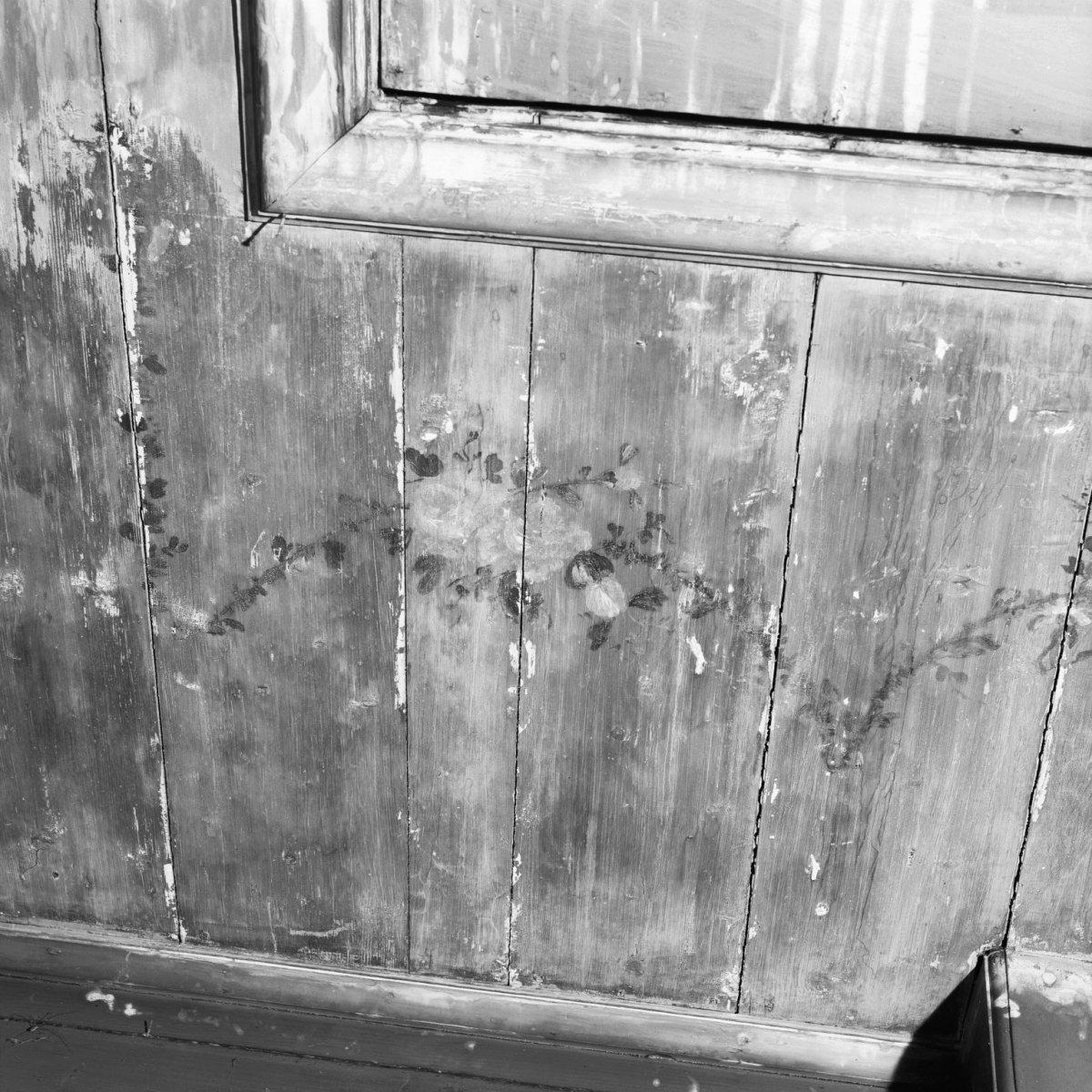 Foto Op Wand.File Interieur Schildering Op Wand Broek In Waterland