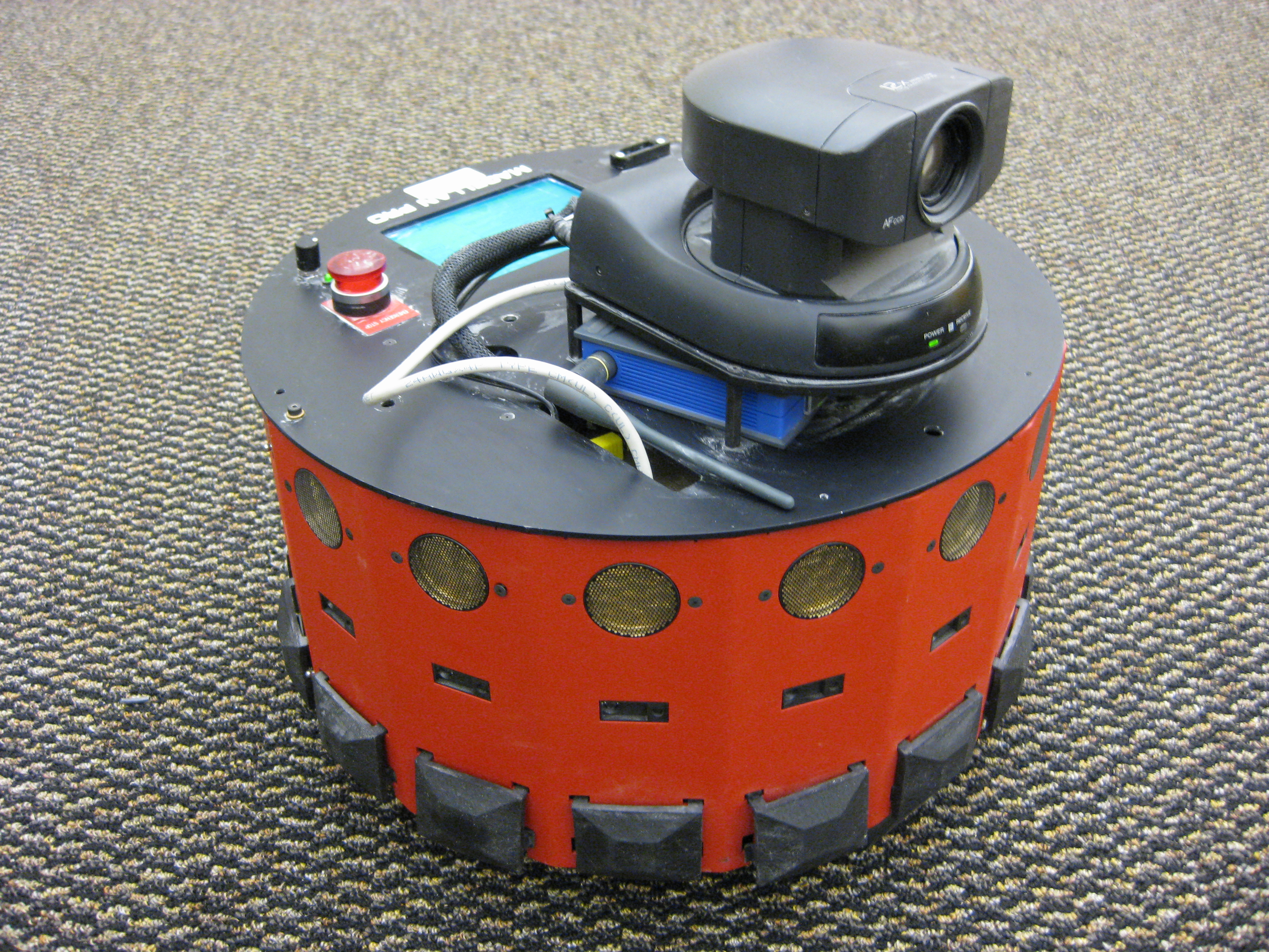 mobile robot thesis The work reported in this thesis is motivated by the need to construct a navigation system for mobile robots which can operate in unknown and partially known environments, and which has the capability to progressively learn an environment a new environment mapping procedure is described that constructs high resolution maps of an environment.
