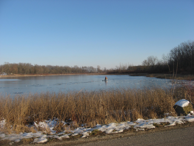 Washington township noble county indiana wikiwand for Ice fishing indiana