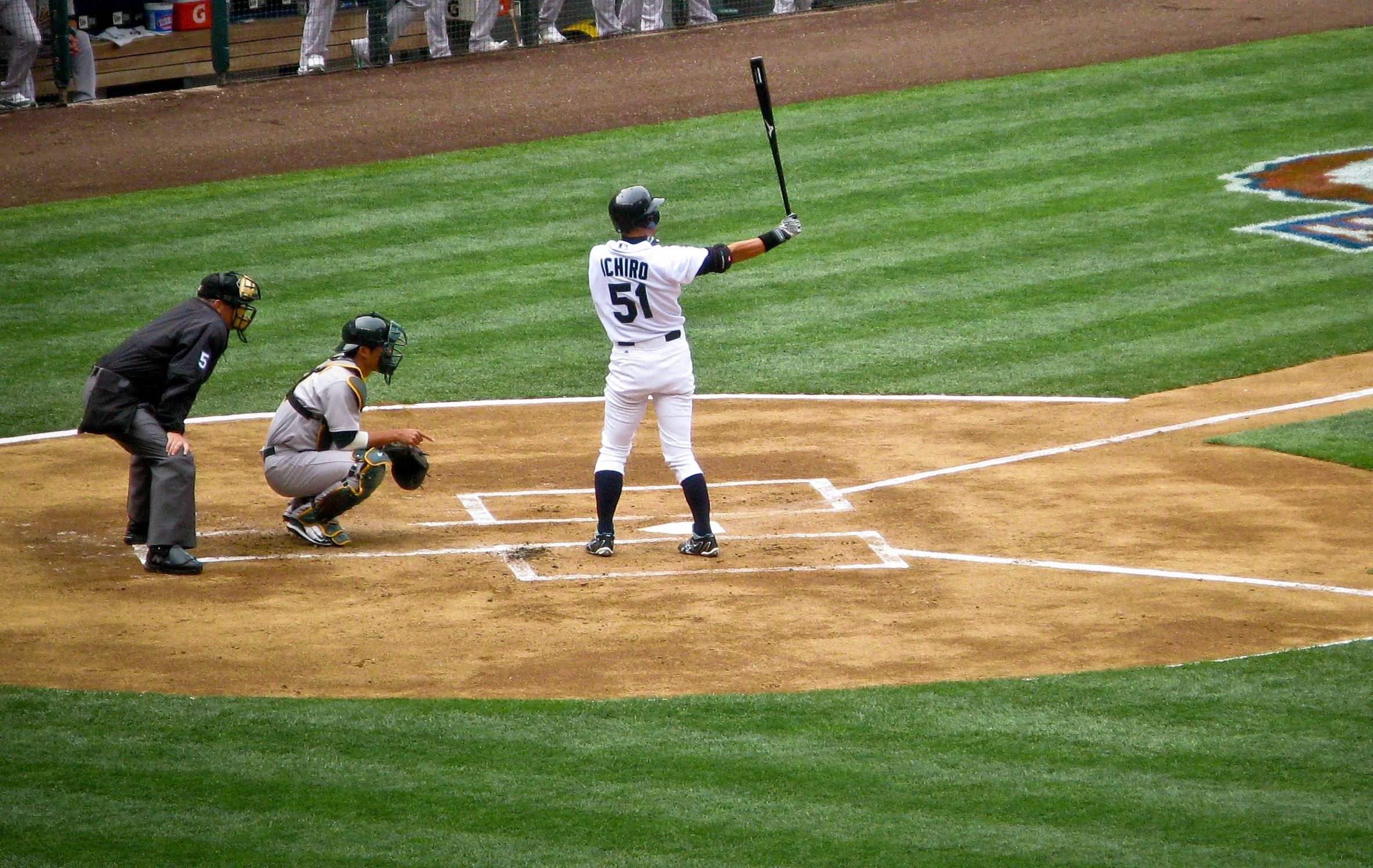 Radical Baseball: Ichiro Suzuki: only lefty hitter with ...