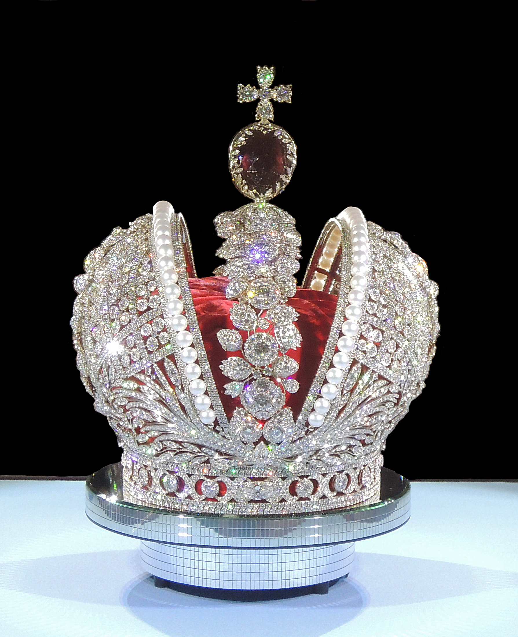 List Of Royal Crowns Wikipedia