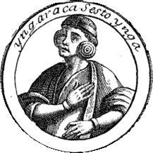 Inca emperor