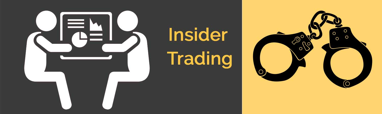 Resultado de imagem para Insider Trading