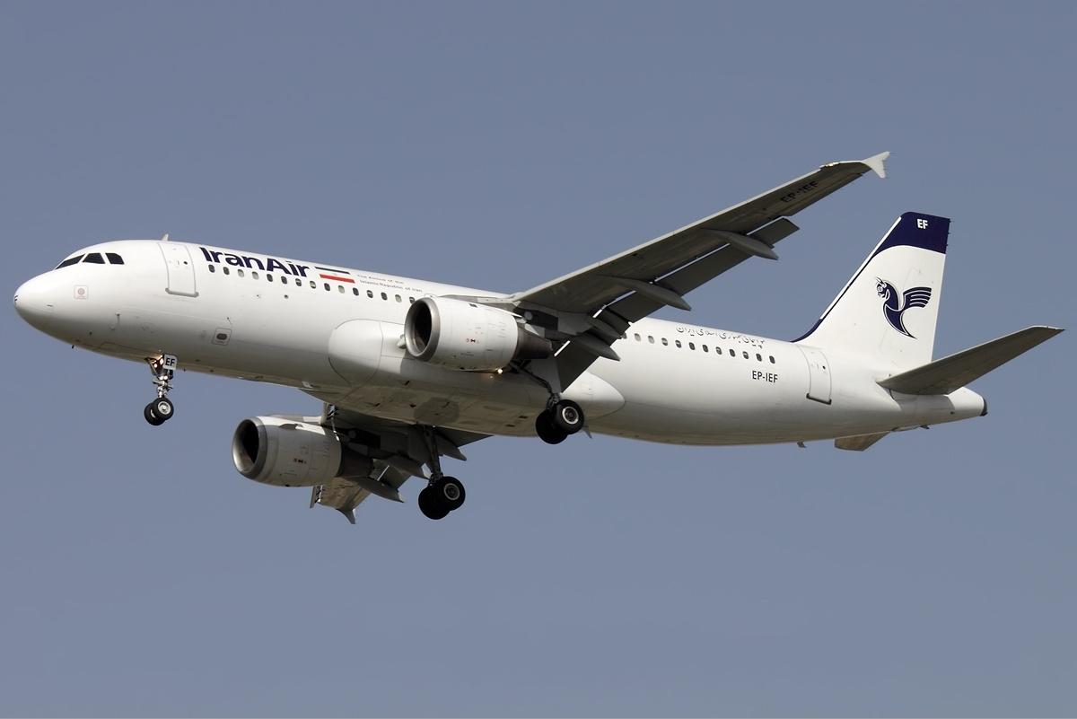 航空IranianEyr輸送(イランの航空輸送)。 公式sayt.2