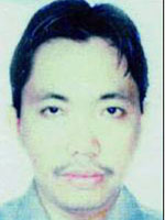 Filipino terrorist