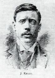 James Kelly was one of Celtic's early directors and also briefly Chairman. His son Robert Kelly spent many years as Chairman, and further descendants Kevin Kelly and Michael Kelly went on to have prominent roles on the Celtic board. James Kelly footballer in 1892.jpg