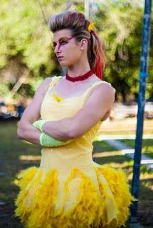 Jessie Graff American stunt performer