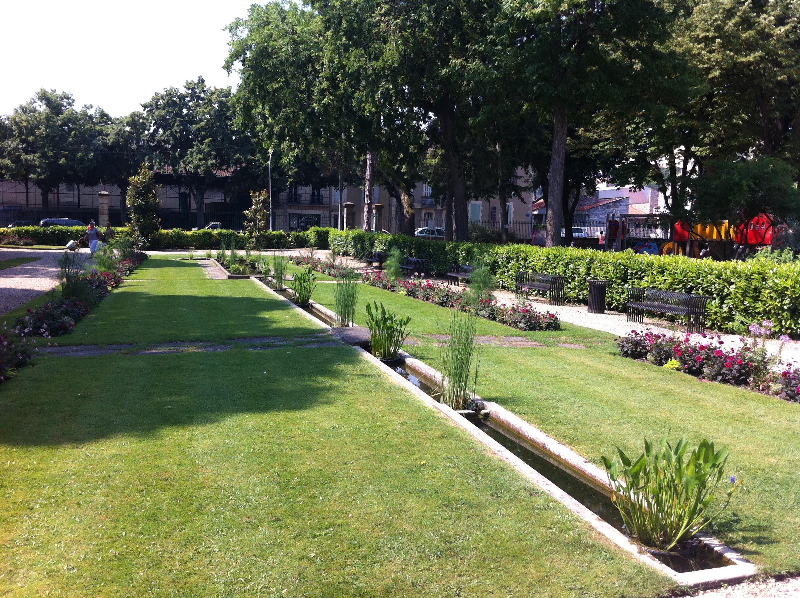 Jeux D Eau Jardin : file jeux d 39 eau du jardin ortholan jpg wikimedia commons ~ Melissatoandfro.com Idées de Décoration