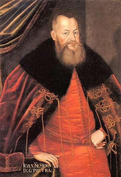 Johann Kemény - Fürst von Siebenbürgen