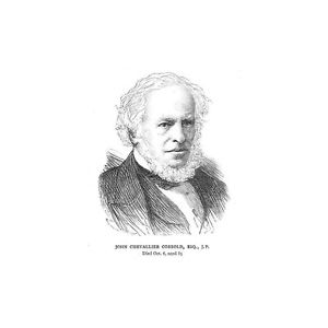 John Cobbold (1797–1882) British brewer, railway developer and politician
