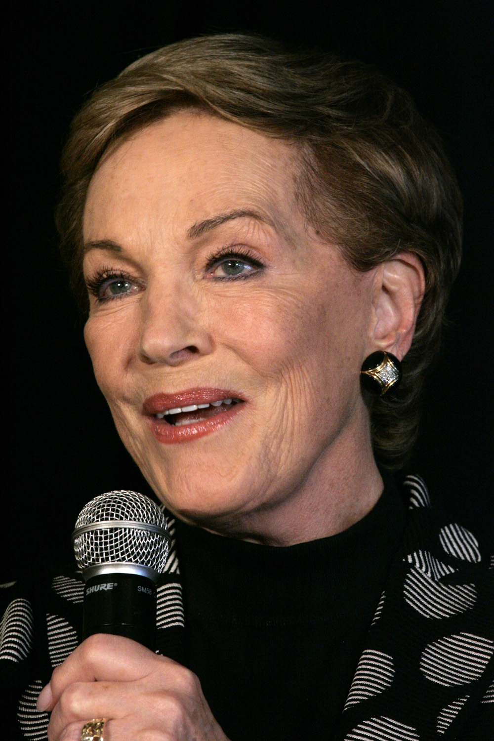 May 2013 Fashion Magazine Covers: File:Julie Andrews In May 2013.jpg