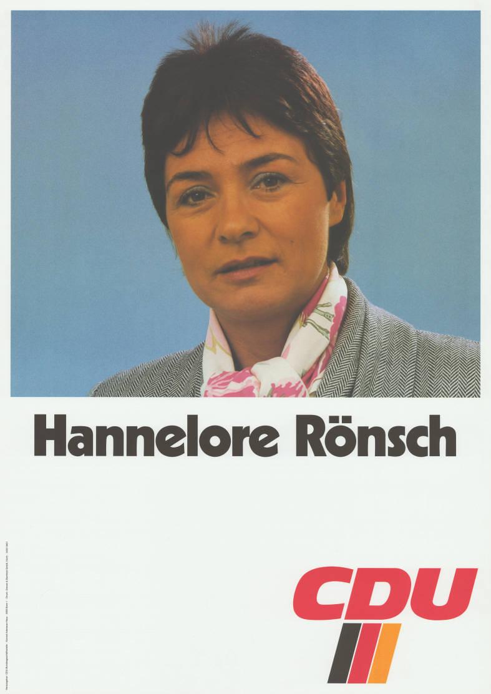 Hannelore Rönsch –