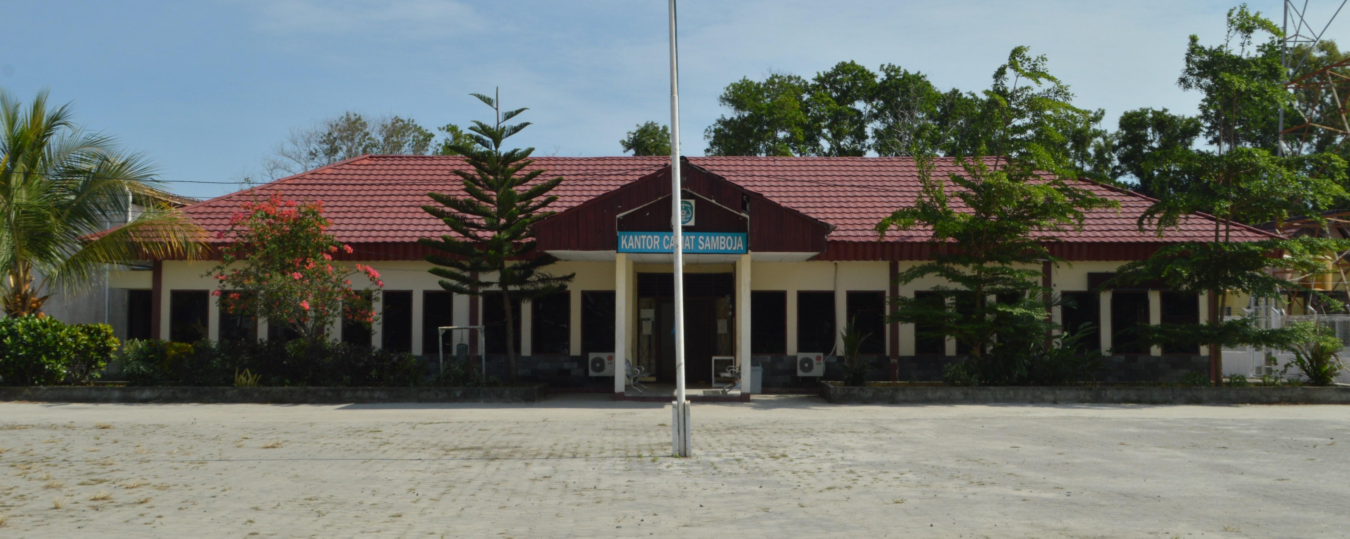 Kantor Kecamatan Samboja