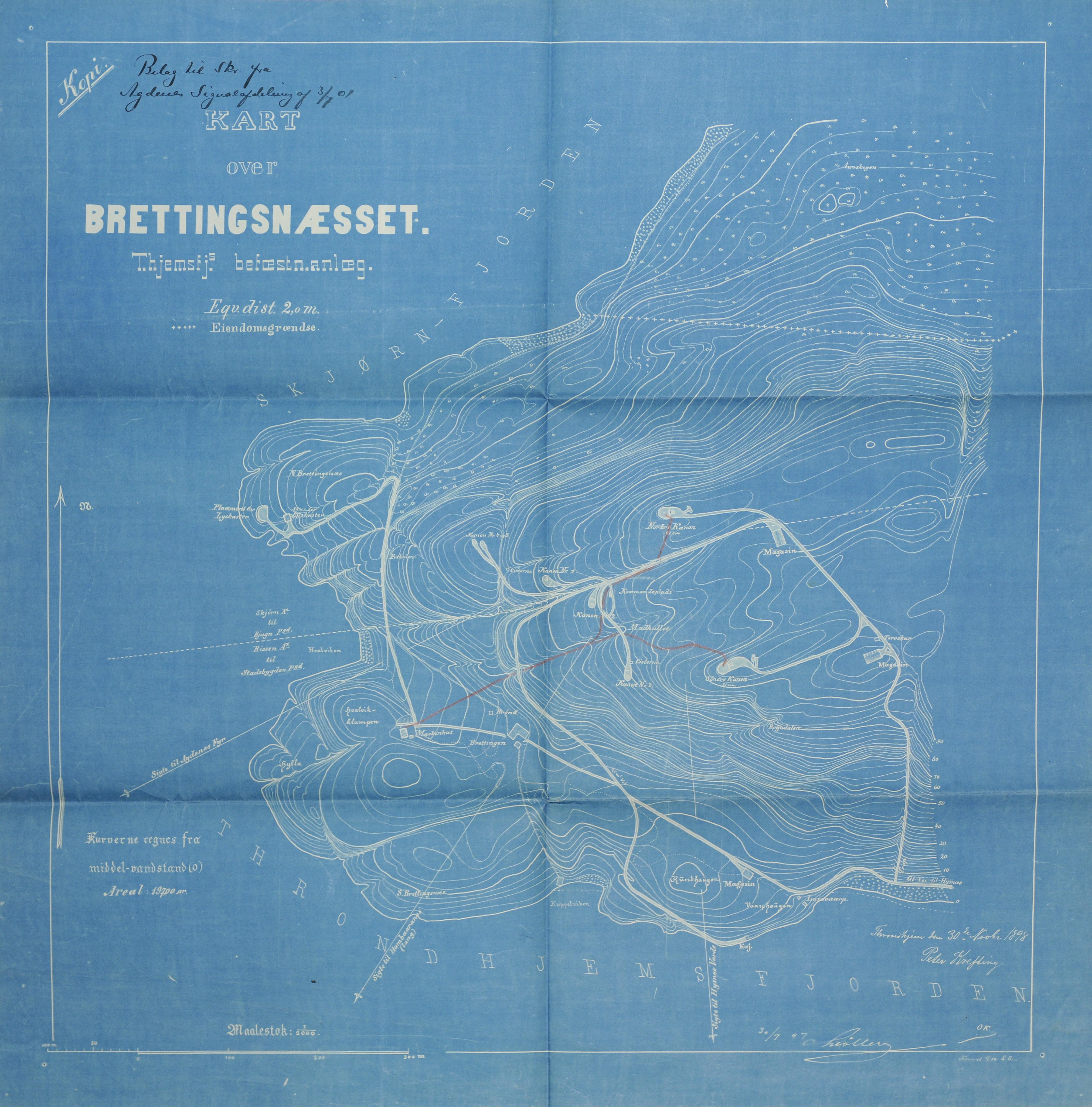 File Kart Over Brettingsnesset Jpeg Wikimedia Commons