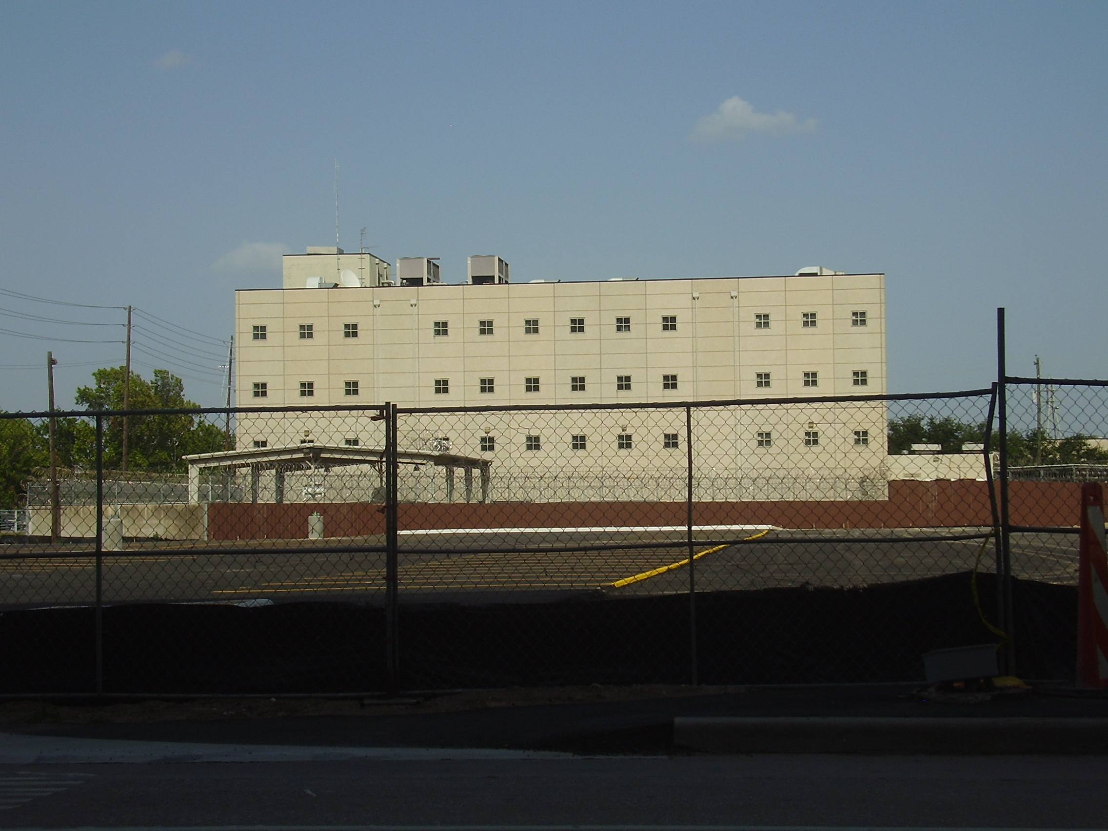 Joe Kegans State Jail - Wikipedia