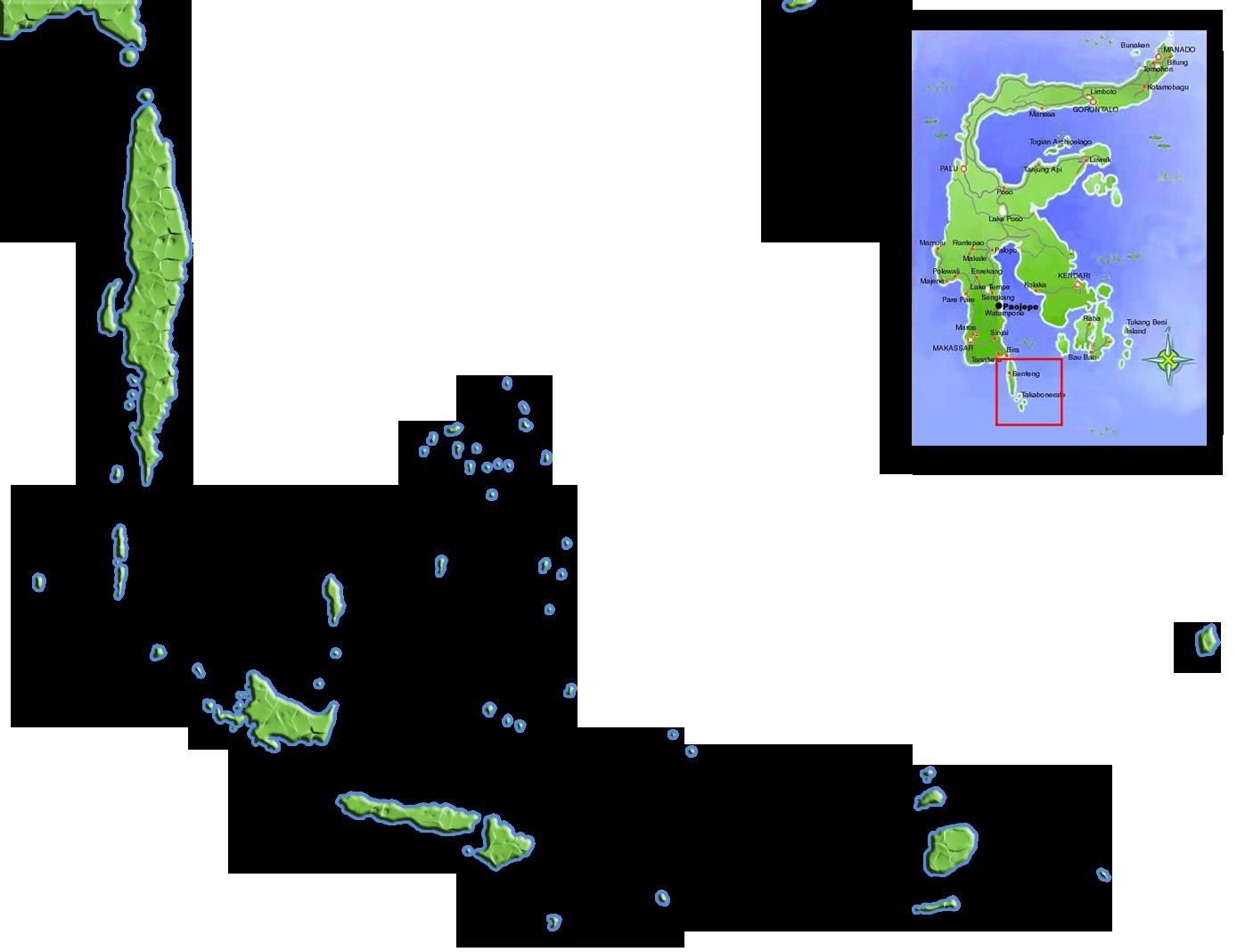 Taman Nasional Taka Bonerate Wikipedia Bahasa Indonesia Ensiklopedia Bebas