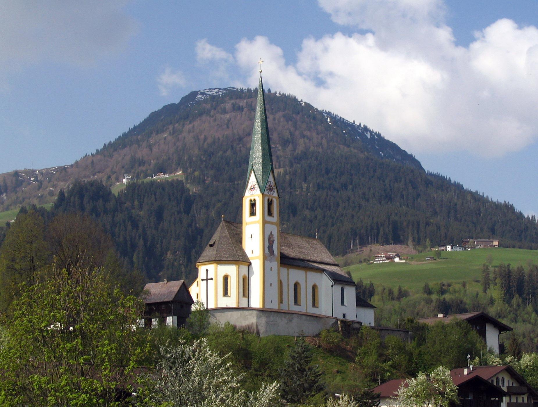Kirchberg in Tirol Austria  City pictures : Kirchberg in Tirol.Pfarrkirche Wikipedia, the free ...