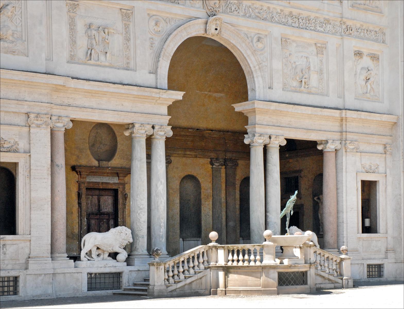 File la loggia en serlienne de la villa m dicis rome 5842942555 jpg wikimedia commons - Villa medicis rome chambres ...