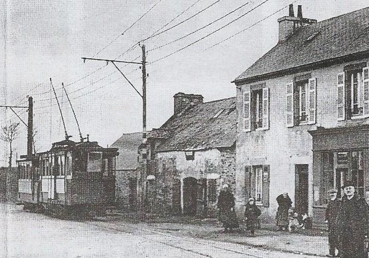 File:Le Conquet tramway L'arrêt de Pen ar Menez en 1911.jpg