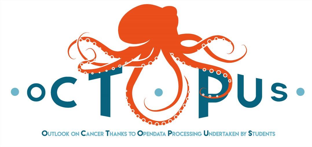 Logo de l'équipe Octopus pour le challenge 3 d'épidémium
