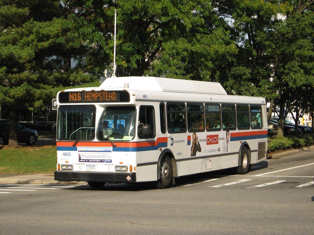 Bus To Long Beach Island