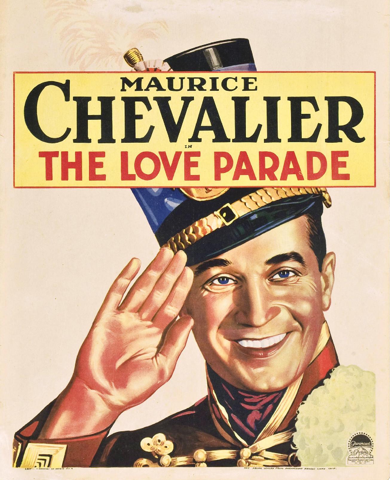 The Love Parade - Wikipedia