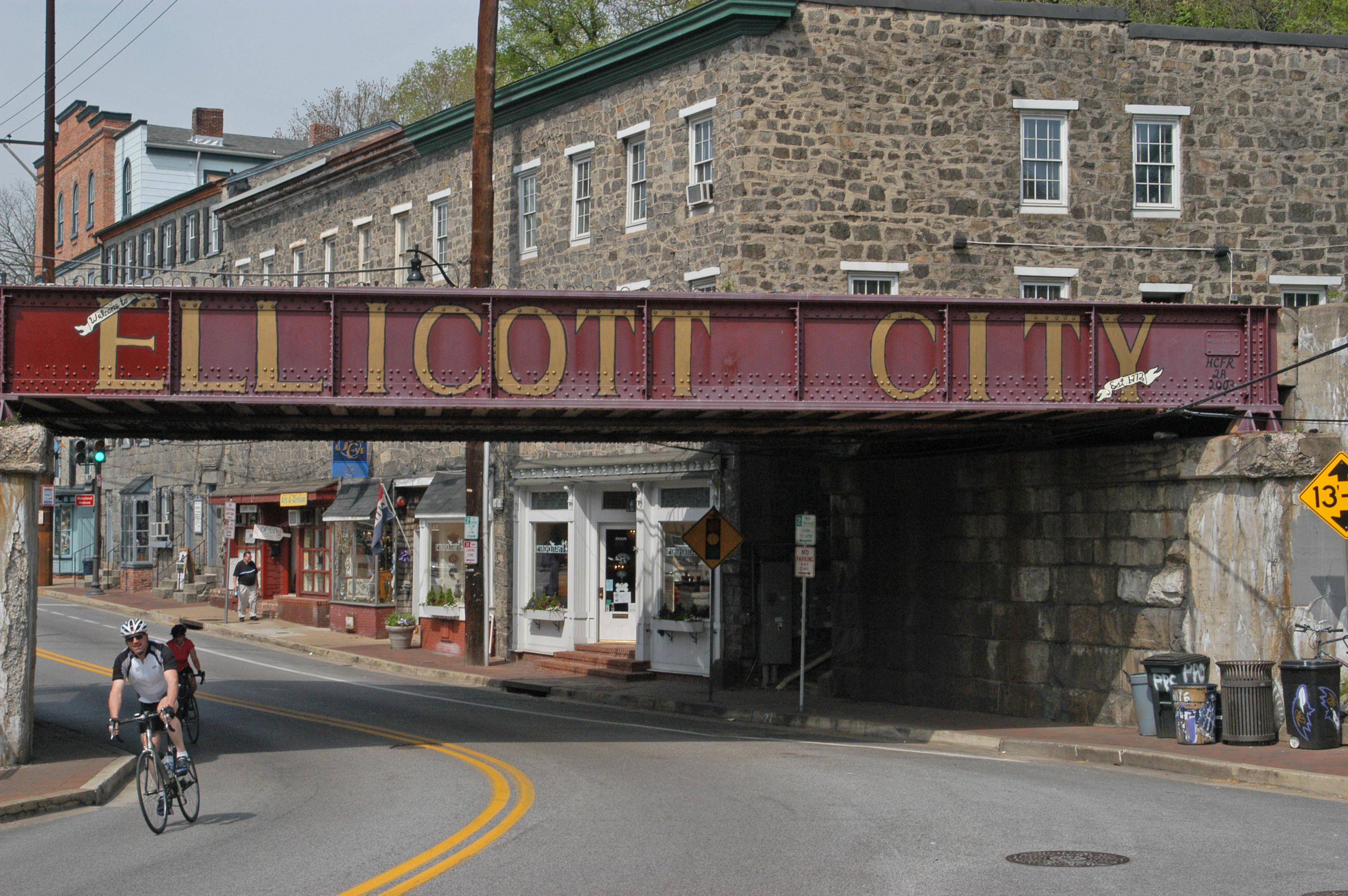 Old Ellicott City French Restaurant