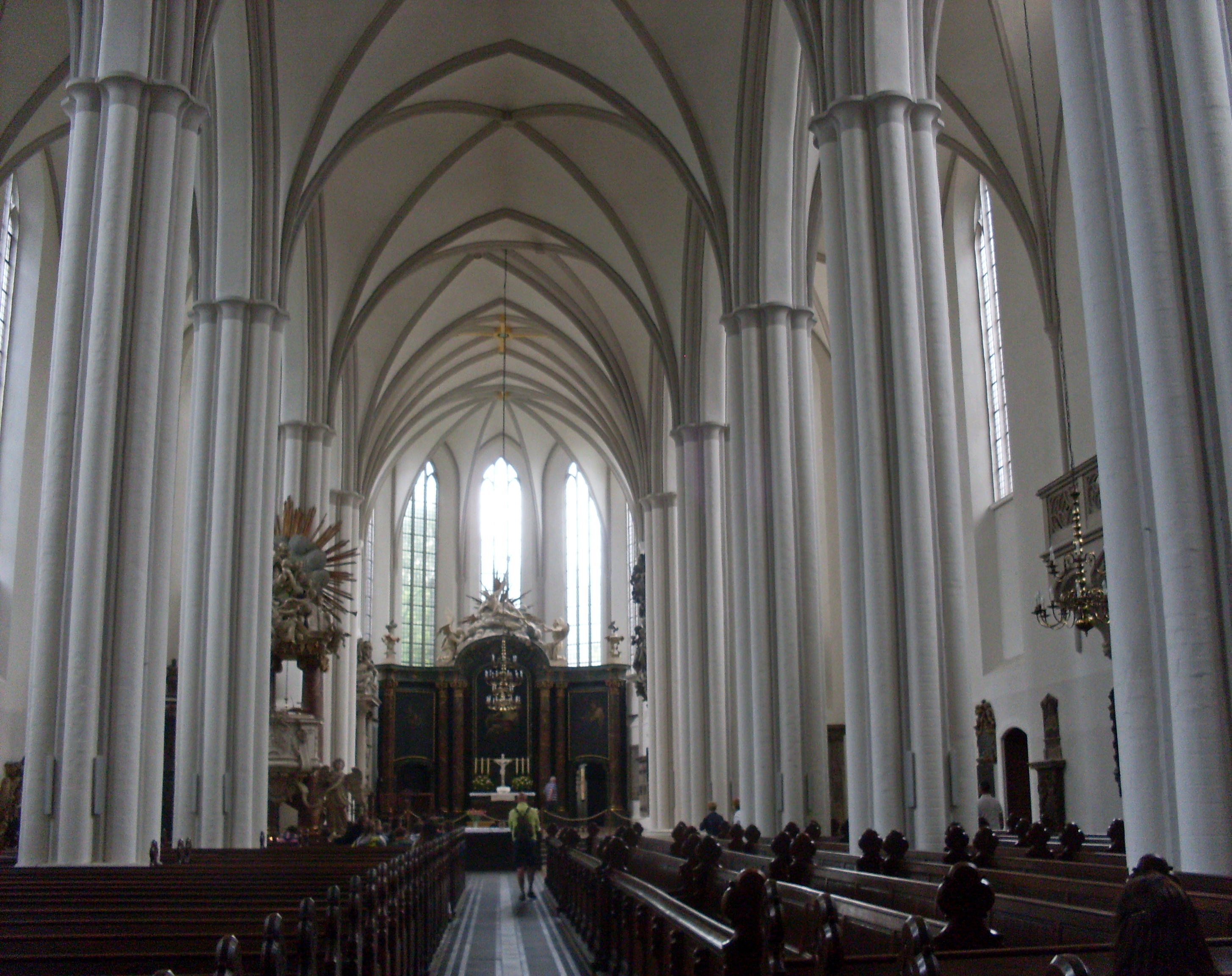 main nave and altar marienkirche berlin mitte vikipedija slobodna. Black Bedroom Furniture Sets. Home Design Ideas