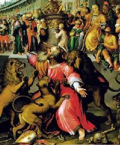 Martyrdom of St Ignatius of Antioch
