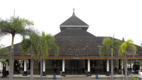 Demak Great Mosque Wikipedia
